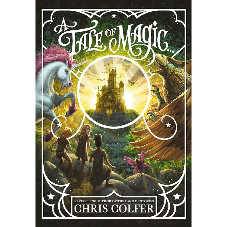 A Tale of Magic by Chris Colfer, , hi-res