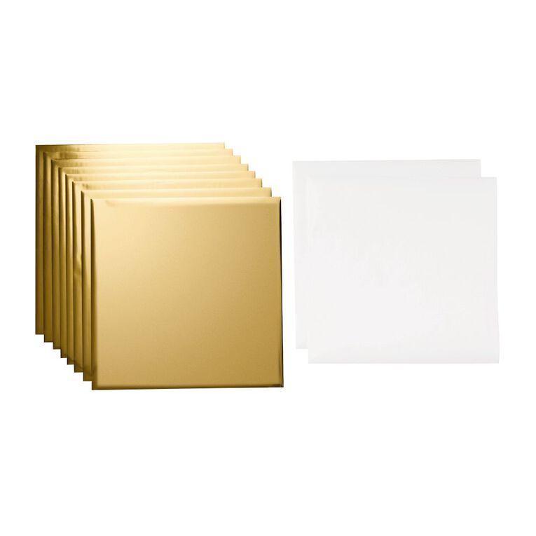 Cricut Transfer Foil 12 Inch x 12 Inch Gold 8 Pack, , hi-res