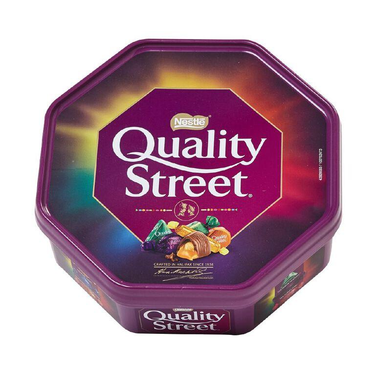 Nestle Quality Street Tub 650g, , hi-res