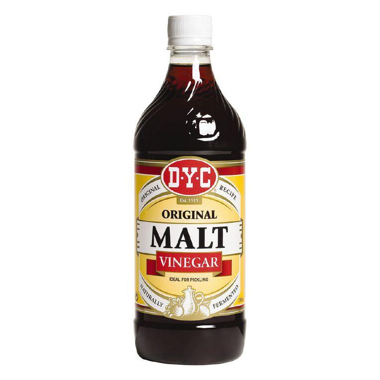 DYC Malt Vinegar 750ml, , hi-res