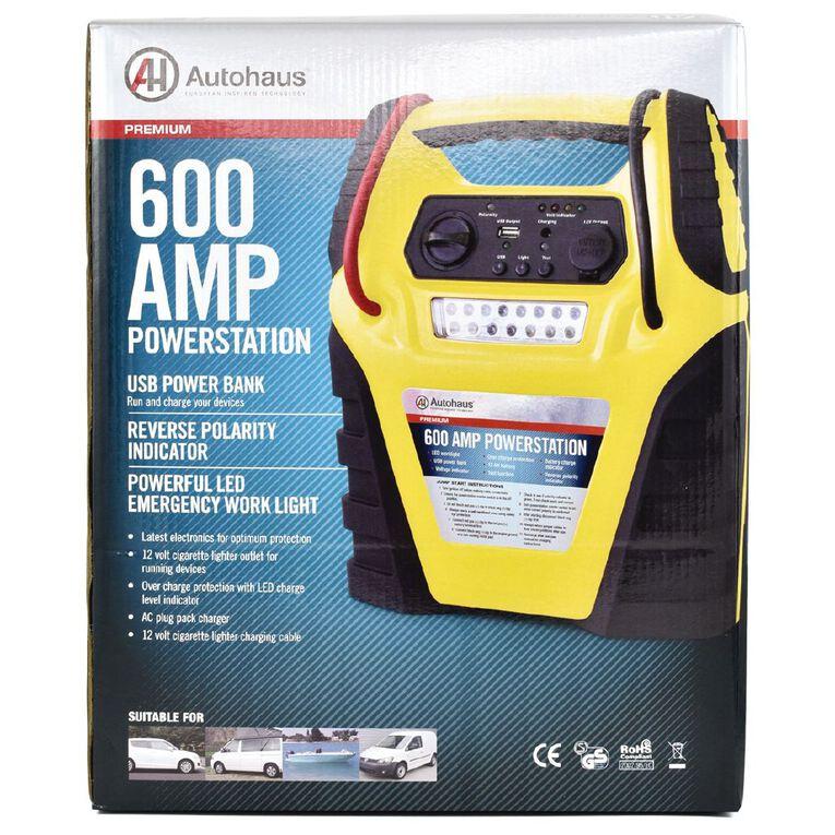 Autohaus Powerstation 600 Amp 12Ah, , hi-res