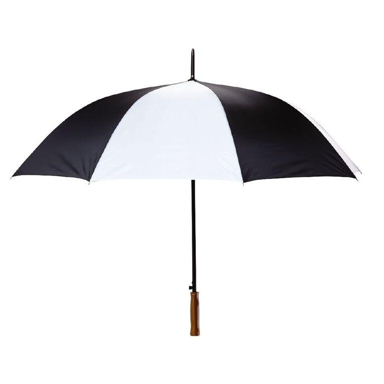 H&H Auto Golf Umbrella, Black WNT 20, hi-res