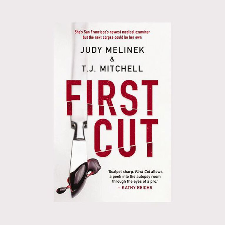 First Cut by Judy Melinek, , hi-res