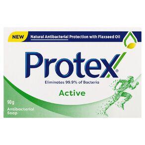 Protex Soap Antibacterial Active 90g