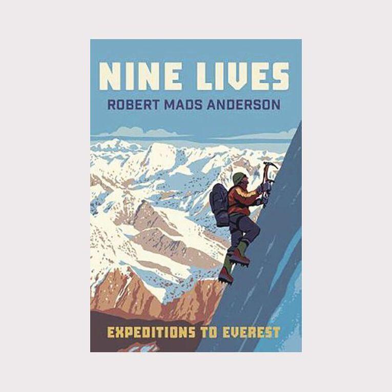 Nine Lives by Robert Mads Anderson, , hi-res