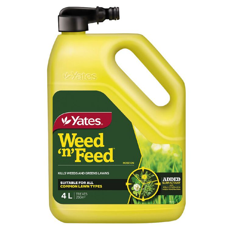 Yates Weed n Feed 4L, , hi-res