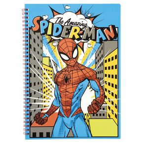 Spider-Man Notebook A4