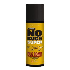 Kiwicare NO Bugs Super Bug Bomb 2 Pack 125g