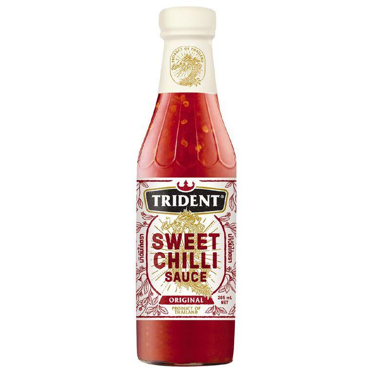 Trident Sweet Chilli Sauce 285ml, , hi-res