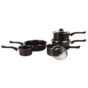 Living & Co Carbon Steel Cookware Set 5 Pack