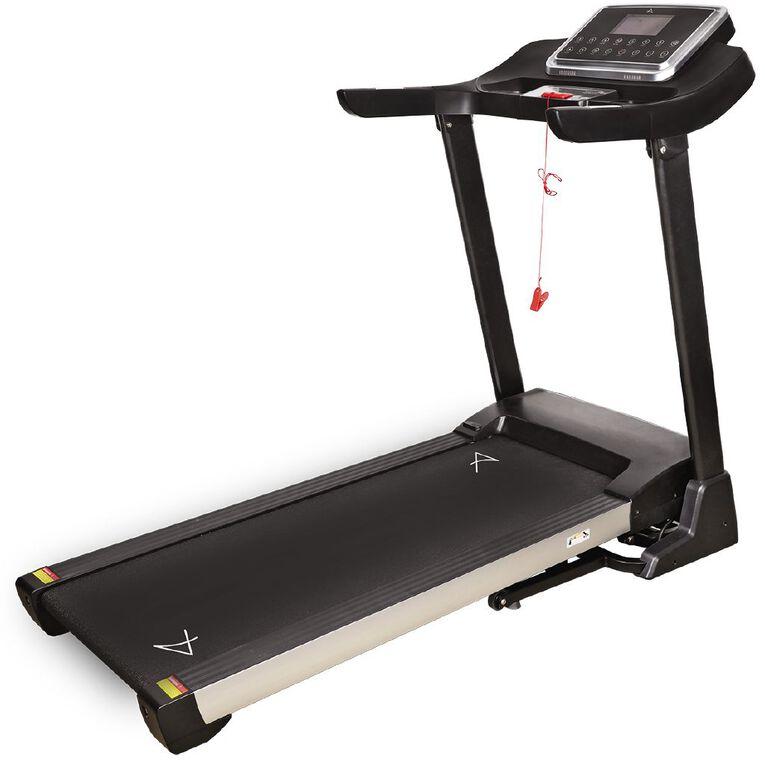 Active Intent Fitness Motorised Treadmill, , hi-res