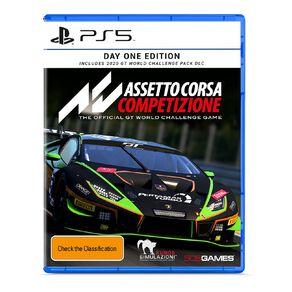 PS5 Assetto Corsa Competizione