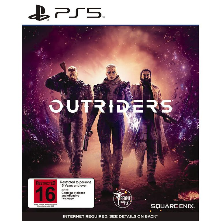 PS5 Outriders Day One Edition, , hi-res