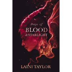 Smoke & Bone #2 Days of Blood and Starlight by Laini Taylor