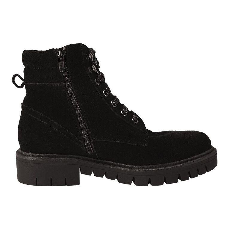 H&H Oakleigh Boots, Black, hi-res