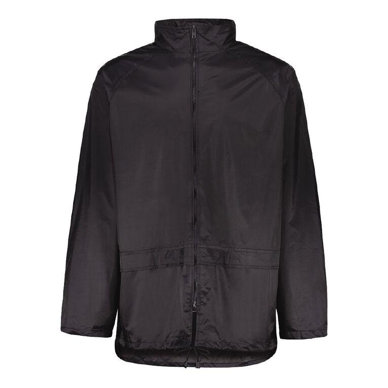 Rivet Water Resistant Jacket, Navy, hi-res image number null
