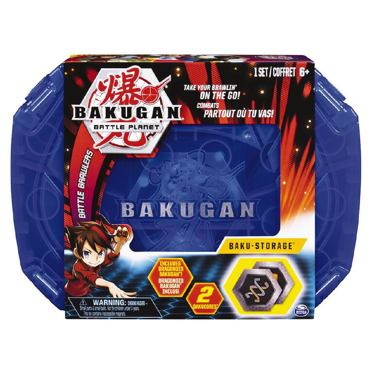 Bakugan Storage Case, , hi-res