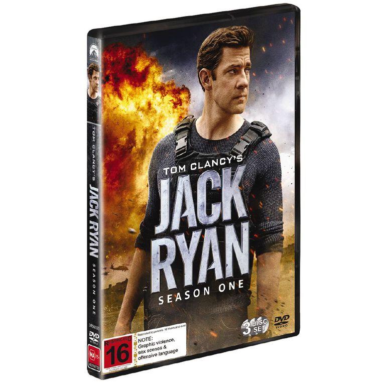 Jack Ryan Season 1 DVD 4Disc, , hi-res
