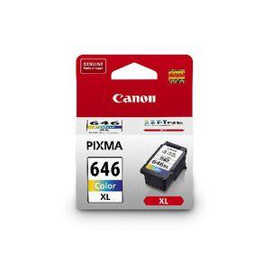 Canon Ink CL646XL Colour (300 Pages)