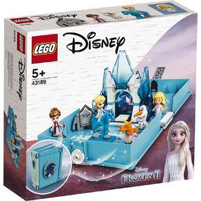 LEGO Disney Princess Elsa and the Nokk Storybook Adventures 43189