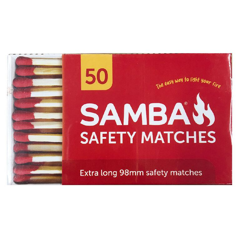 Samba Matches BBQ 98mm, , hi-res