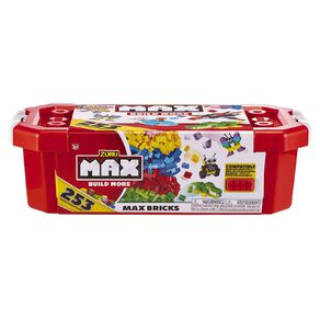 Zuru Max Build More Construction Value Brick Pack 253 Pieces