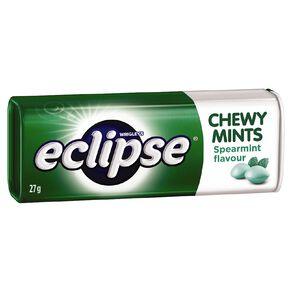 Eclipse Chewy Mints Spearmint Tin 27g