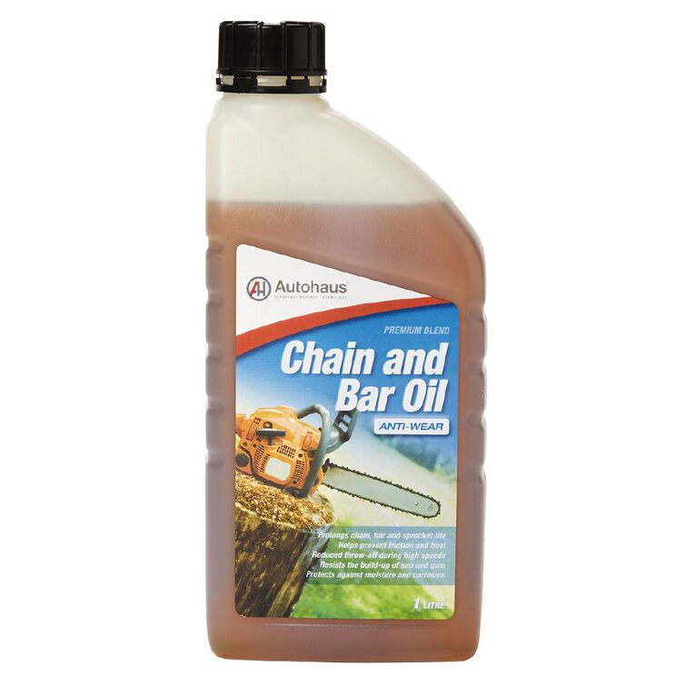 Autohaus Chain and Bar Oil 1L, , hi-res
