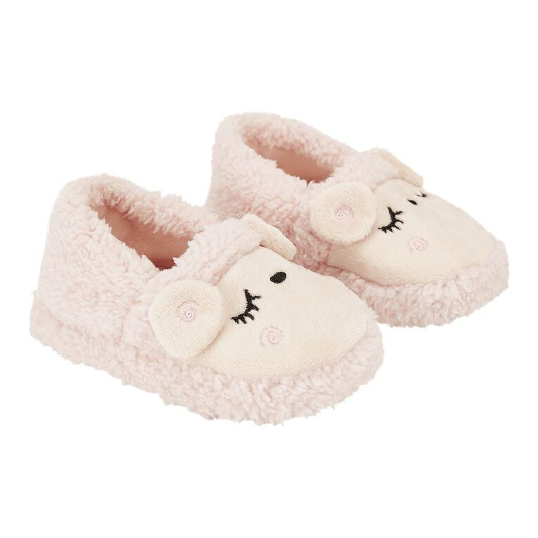 Young Original Kids' Novelty Slippers, Pink, hi-res