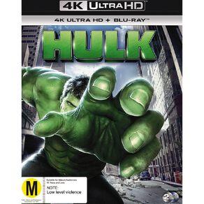 Hulk (2003) 4K Blu-ray 2Disc