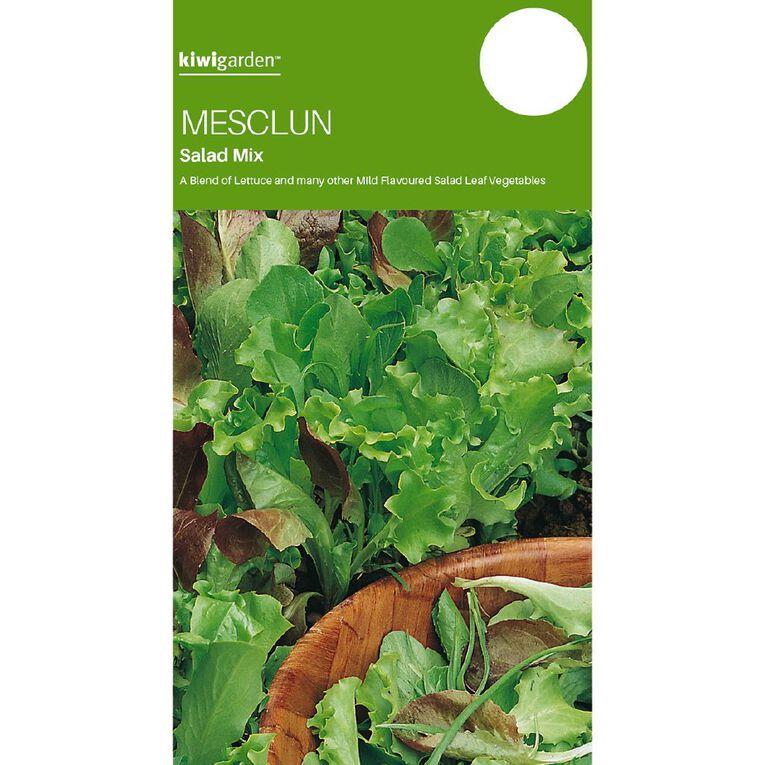 Kiwi Garden Mesclun Salad Mix, , hi-res