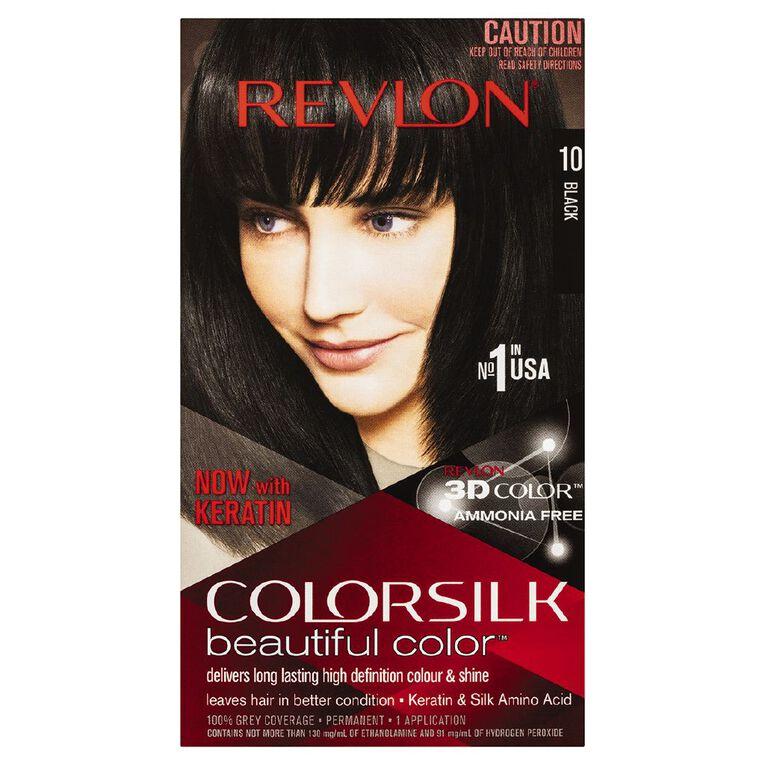 Revlon Colorsilk Black 10, , hi-res