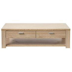 Living & Co Indiana Coffee Table with 2 Drawers