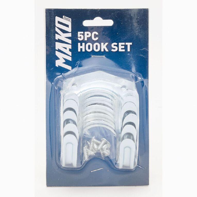 Mako Hook Set 5 Piece, , hi-res