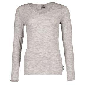 H&H Women's 100% Merino Wool Long Sleeve Thermal Top