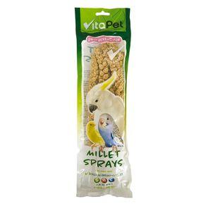 Vitapet Millet Spray 4 Pack
