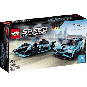 LEGO Speed Champions Formula E Panasonic Jaguar Racing GEN2 76898