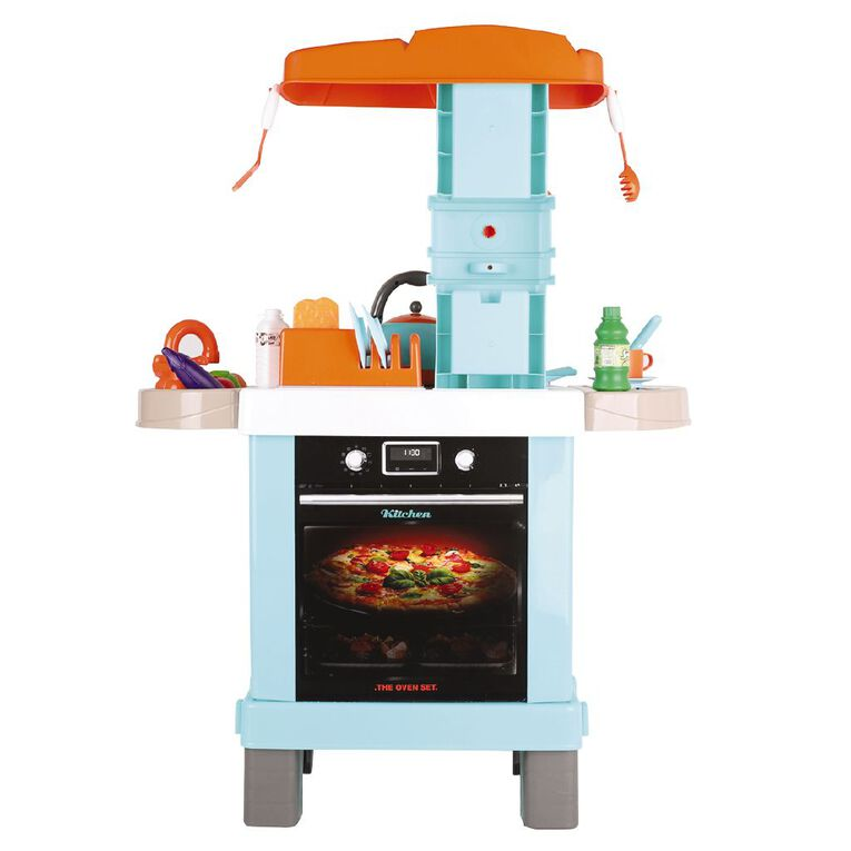 Play Studio Kitchen Play Set, , hi-res