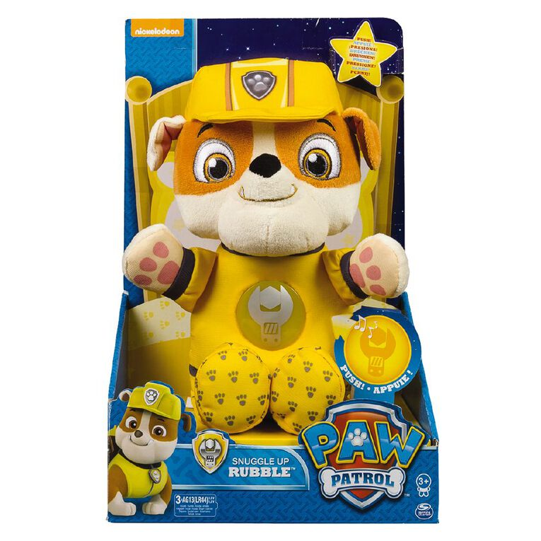 Paw Patrol Snuggle Up Pup Assorted, , hi-res