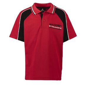 Schooltex Stanhope Road School Short Sleeve Polo with Embroidery