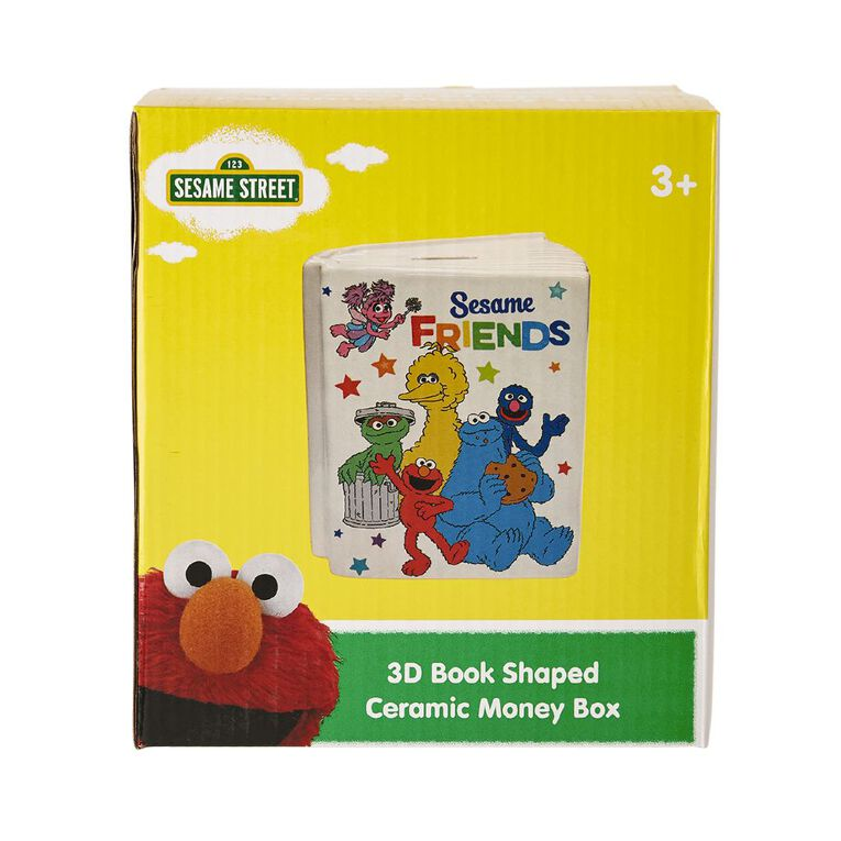 Sesame Street Money Box, , hi-res