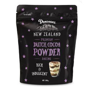 Donovans Dutch Cocoa Powder 200g