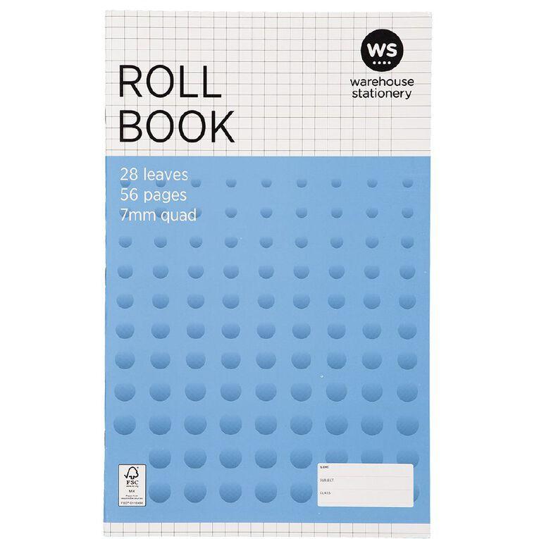 WS Roll Book, , hi-res