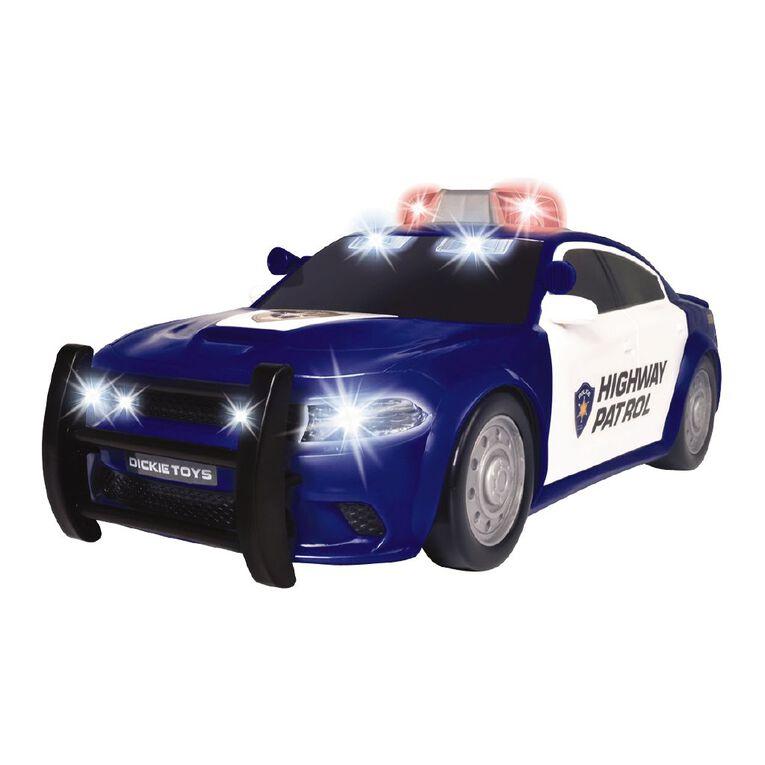 Dickie 1:18 Dodge Charger Highway Patrol, , hi-res
