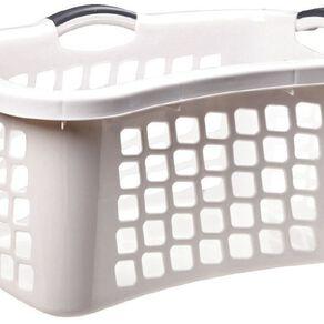 Taurus Laundry Basket White