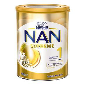 Nestle NAN Supreme Infant Formula Stage 1 800g Net