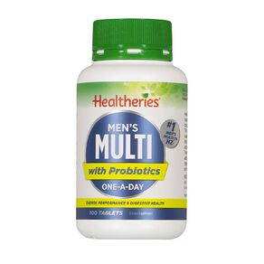 Healtheries Multi Men One A Day 100s