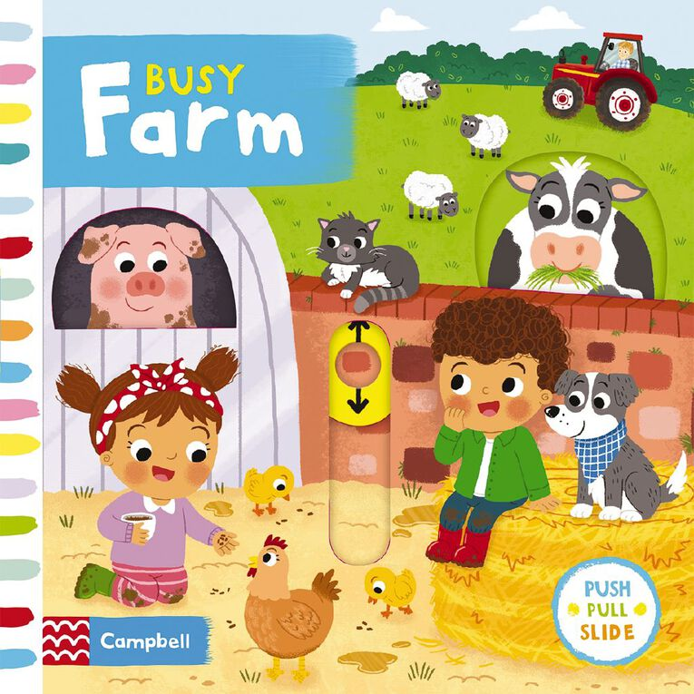 Busy Farm by Louise Forshaw, , hi-res image number null