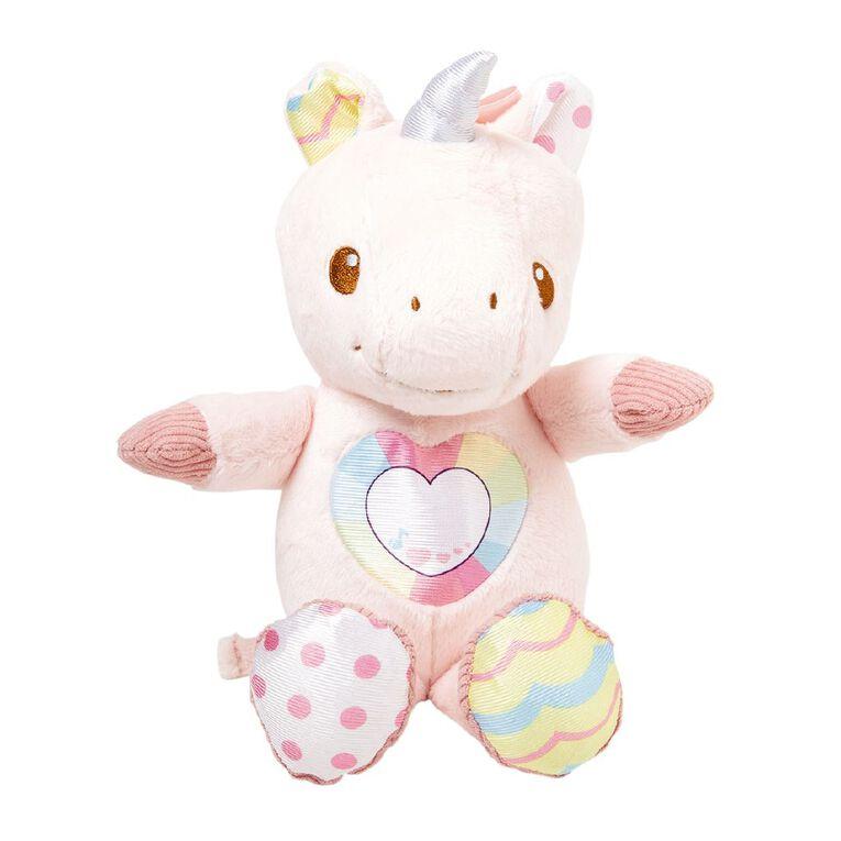 Vtech Colourful Cuddles Unicorn, , hi-res