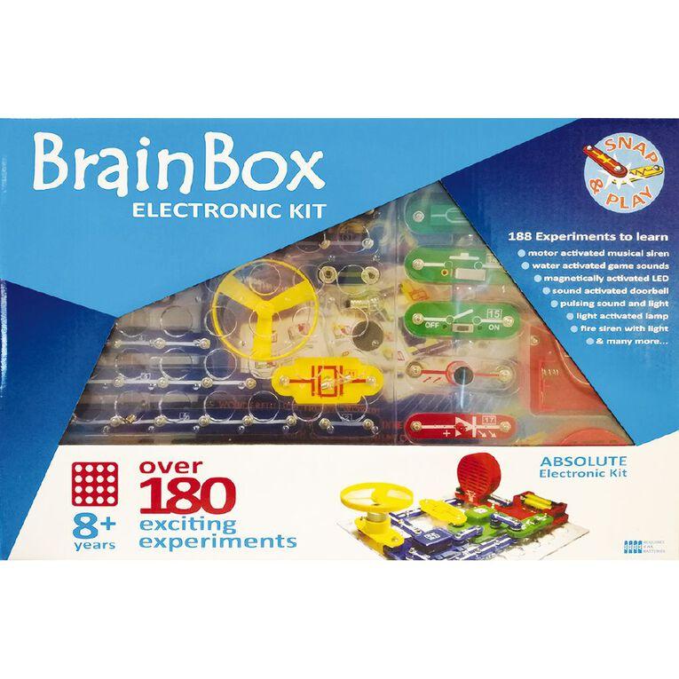 Brain Box 180 Experiments, , hi-res